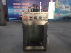 得利斯腊肉烟熏炉 熏肉设备