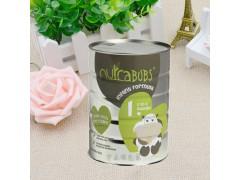 厂家专业提供 奶粉食品密封储存罐 金属环保食品奶粉罐