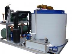 博泰制冷提供大型水产加工片冰机供应,日产15吨-60吨