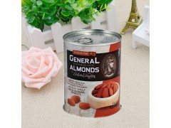环保金属食品包装罐 马口铁圆形食品贮存罐 广东密封食品罐定做