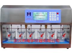 混凝实验搅拌机/彩屏混凝试验搅拌器