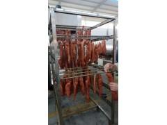烤肠烟熏炉  亲亲肠烟熏炉 肉制品加工设备