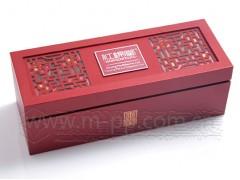 广州专业生产订制木质礼盒厂