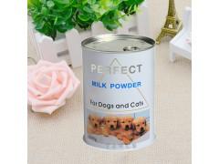 承接各类 精美900克奶粉包装铁罐 奶粉密封防尘储存罐