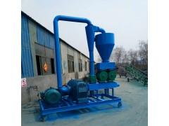 厂家供应130吨气力输送机 高产量气力输送机 粮食入库吸粮机