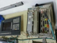 西门子6SN1123驱动器输出控制点坏维修