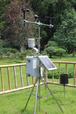 土壤墒情气象多参数监测系统