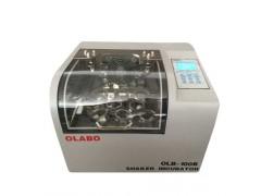实验室常用型号OLB-100B厂家供气浴恒温培养箱
