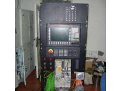西门子840D数控系统不能进入系统,不断重启维修