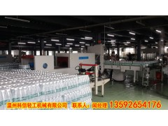 (苏打水生产线)全套苏打水生产设备 果味苏打水加工设备