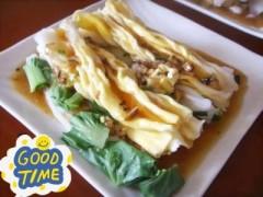石墨肠粉的做法视频   石磨肠粉做法   汤汁肠粉早餐培训