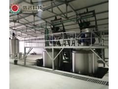 液体肥料成套包装生产线