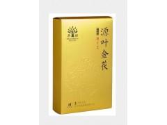 黑马茶业900g手筑金花原叶茯砖