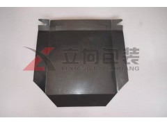 黑白色耐用滑板托盘图片 规格齐全防辐射滑托板立向