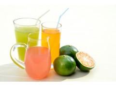 果汁饮料制作工艺果汁饮料稳定剂耐酸增稠特性