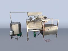 GM-YD-511电动液压干豆腐机