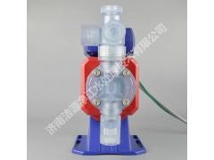 全新供应易威奇 耐腐蚀计量泵 自动加药泵 耐酸碱计量泵