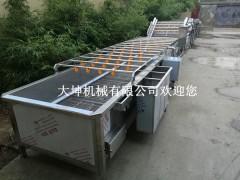 供应喷淋式蔬菜清洗机