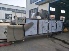 休闲食品清洗后烘干除水设备烘干机专业成产厂家