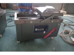 供应山东小康牌DZ-600/2S酱菜双室下凹式真空包装机价格