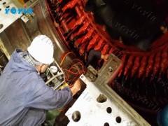 电机修理 现场更换各种电机定、转子引出线