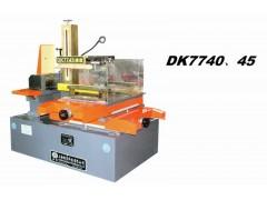 线切割机机床DK7740