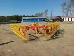 圆盘搂草机厂家 玉米秸秆搂草机 品牌