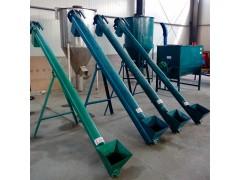 面粉不锈钢螺旋提升机 颗粒粉状螺旋提升机 提升机生产厂家