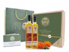 红花籽油精品礼盒