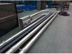 管链式盘片式输送机,碳钢链片式上料机