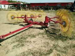 小型秸秆搂草机 小型玉米秸秆搂草机