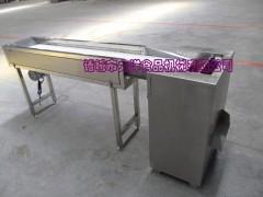 QR型切肉条机 自动猪肉切丁机--肉丝机