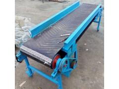 集装箱装车输送机 双变幅输送机 移动式升降输送机