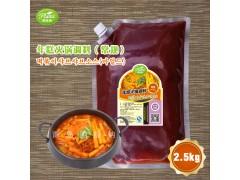 年糕火锅调料韩餐酱料生产厂家定制研发代工改良2.5kg*6