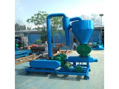 农业粮食气力输送机 玉米颗粒吸粮机 颗粒状气力输送机