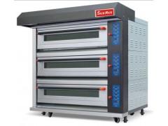 三麦烤箱 三麦SGC-3YG燃气烤箱