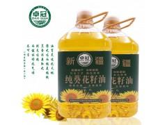 纯葵花籽油4L装