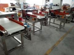 高精度检测设备 全金属检测器 包装肉类检测机