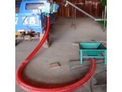 多功能车载吸粮机 自动上料抽粮机 移动式软管吸粮机