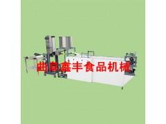 定制全自动豆腐皮机 豆腐皮机厂家