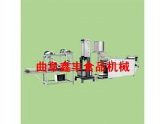 全自动豆腐皮机 豆腐皮生产设备 创业好项目
