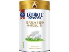 贝博儿羊奶粉1段