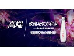 高端水品牌加盟 进口玫瑰饮料瓶装卉和水热卖