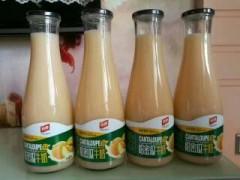 众想饮品哈密瓜牛奶大口1.5升