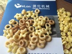 邢台供应非油炸食品生产线 小型膨化机机器