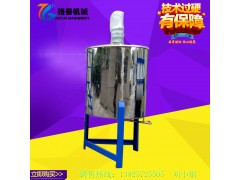 小型液体混合机 不锈钢加热混合机 质优价廉 全国上门安装