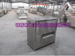 QR型熟肉切片机|电动切肉片机