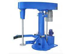 机械狂欢节 18.5kw液压高速混合机  胶黏剂分散机