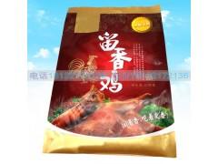 熏鸡彩印包装袋烧鸡扒鸡包装袋厂家供应