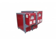环保电热煤油电油交换机辊轮温控设备